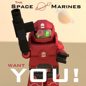 the future of recruitment in space