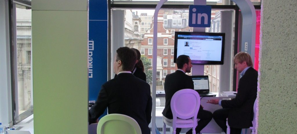 linkedin profile makeovers london