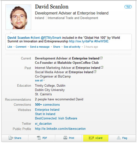 Fake linkedin profiles connect ignore or flag