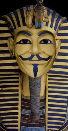 Walk Like an Egyptian...Think Like a Candidate