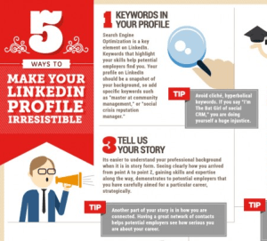 profile tips for your linkedin