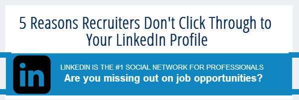 5ReasonsLinkedInProfile