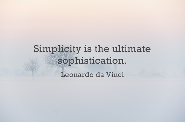 Simplicity-is-the