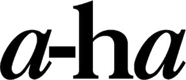 A-haClassicLogo