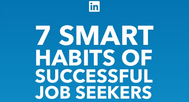 What are the Smartest Habits of Successful Job Seekers? [INFOGRAPHIC]