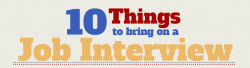 10-Things-to-Bring-on-Job-Interview
