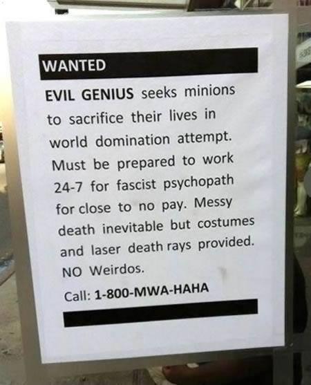 evil-genius