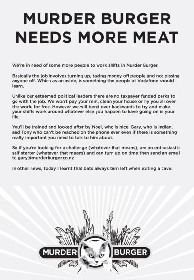 murder-burger-employment-flyer-creative-job-ad