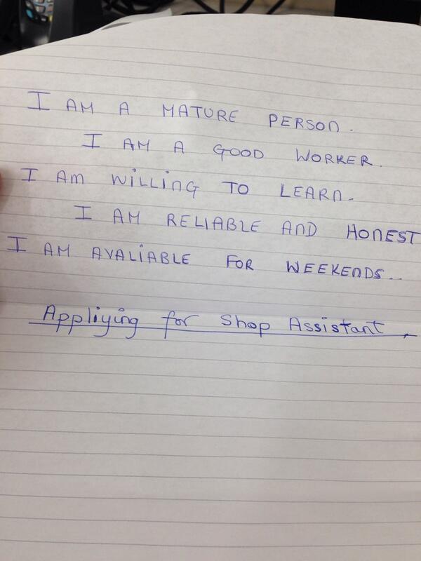 resumemature