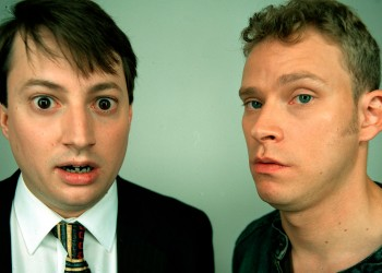 Peep Show - Generics - Picture shows (L-R) Robert Webb as Jeremy and David Mitchell as Mark