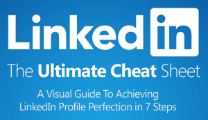 ultimate linkedin cheat sheet