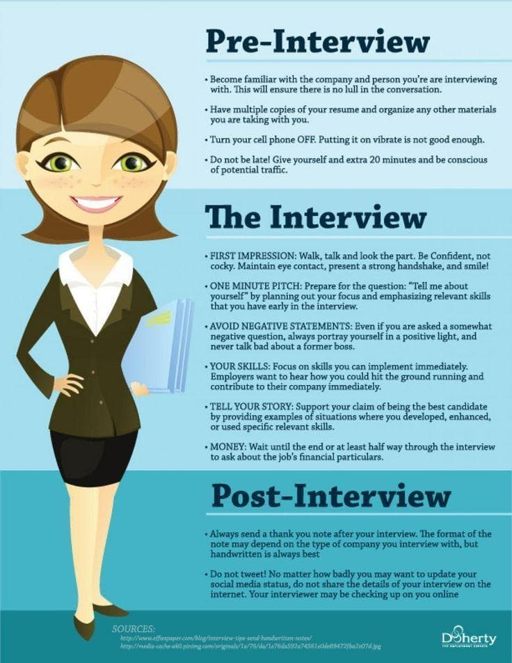 interviewtips 1 - How To Have A Good Interview Tips For A Good Interview