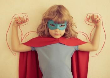 Girl-Superhero