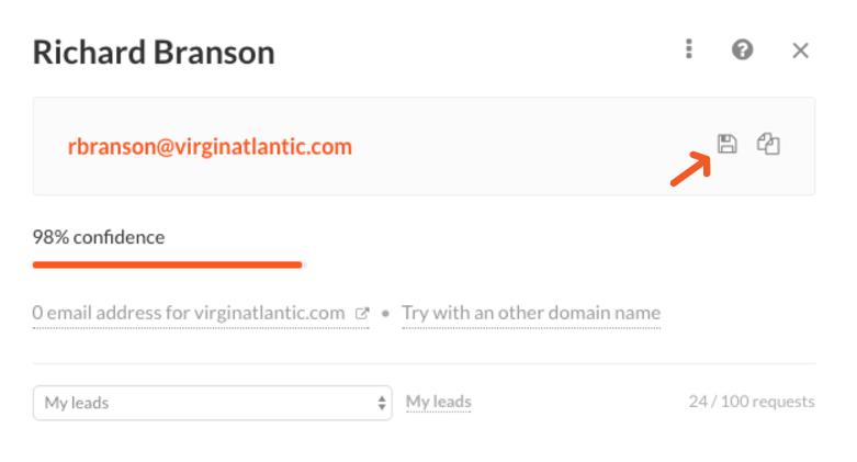 Hunter Virgin Branson 2