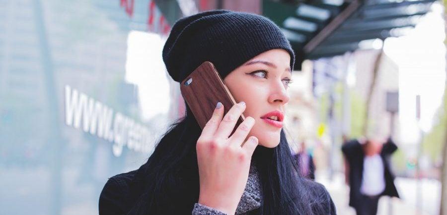 lady-phone