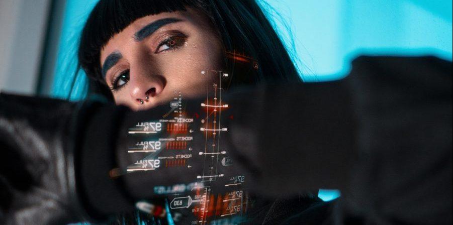 cyber-girl