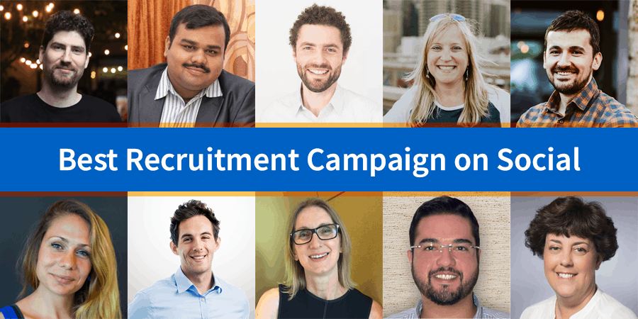 What's the Best Social Media Recruitment Campaign?